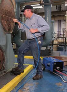 Water cleaner / single-phase / mobile Wils-Away™ 500 Thomas C Wilson/TC Wilson