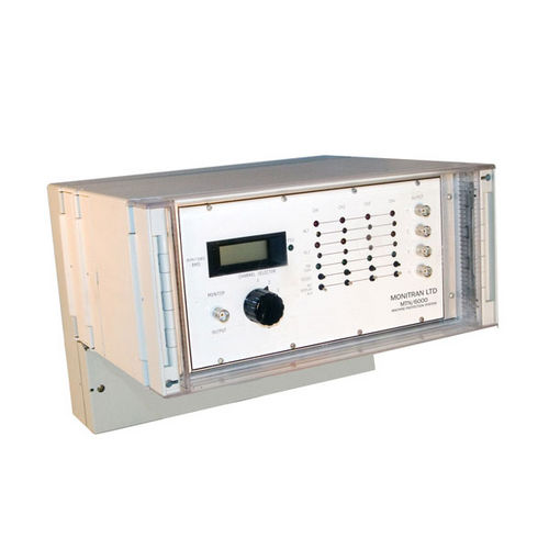 vibration monitoring system / continuous