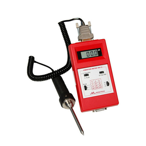 machine monitoring vibration meter / portable