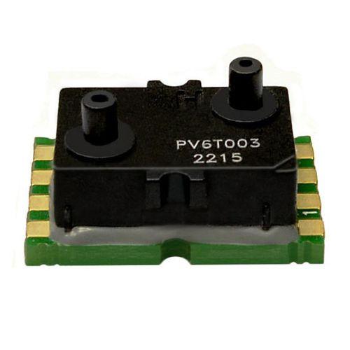 differential pressure sensor / thermal / digital / SMD
