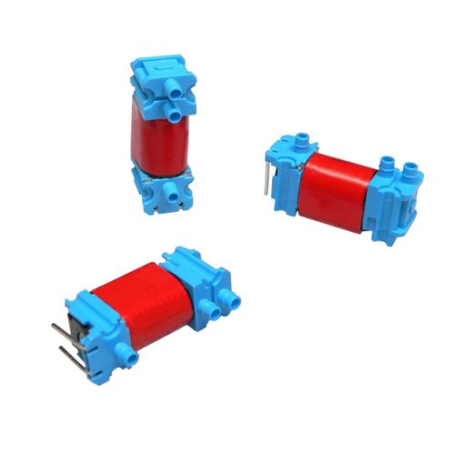 direct-operated solenoid valve / 3-way / NC / NO
