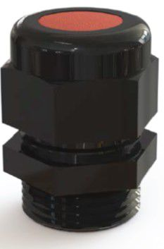 polyamide cable gland / IP68 / IP66 / threaded
