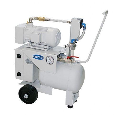 lubricated vacuum unit / industrial