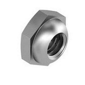 hexagonal nut / stainless steel