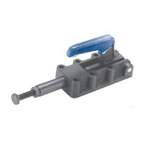 Push-pull toggle clamp / straight-line / with solid arms HDP2600 HD Jergens Inc.