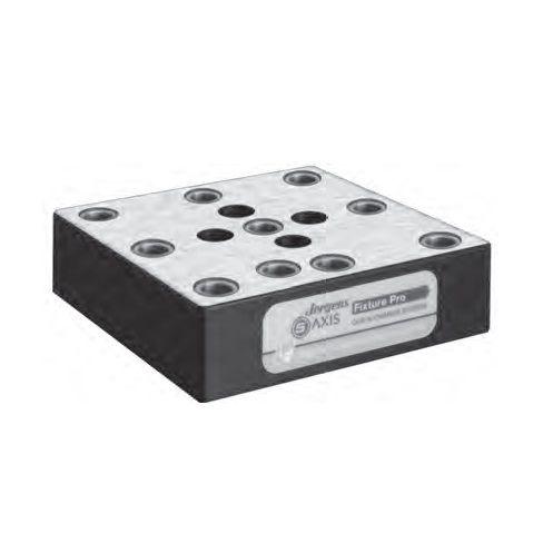 modular clamping plate / rectangular / square / round