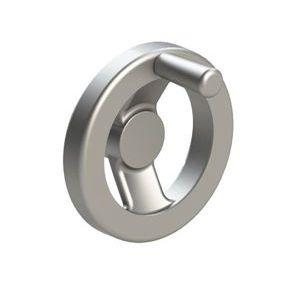 operating handwheel / spoked / aluminum