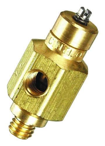 needle valve / regulating