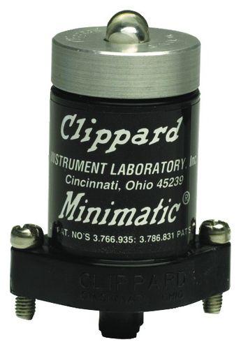 Spring-return solenoid valve / 3-way / modular pneumatic R-301 Clippard