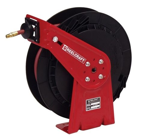 Hose reel / self-retracting / fixed / for water RT402-OLP  Reelcraft Industries, Inc.