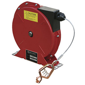Grounding reel / self-retracting / fully-enclosed / corrosion-resistant G 3050 Reelcraft Industries, Inc.