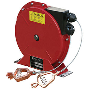 Grounding reel / self-retracting / with mounting bracket / corrosion-resistant G 3050 Y Reelcraft Industries, Inc.