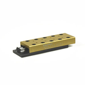 Crossed roller linear guide / anti-creep / aluminum NBT-1065A DELTRON