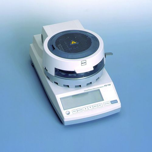 moisture analysis scale / with LCD display