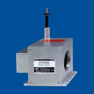 linear displacement transducer / mechanical / absolute / incremental