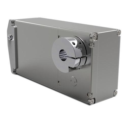 positioning servo-drive / DC / brushless / 24V
