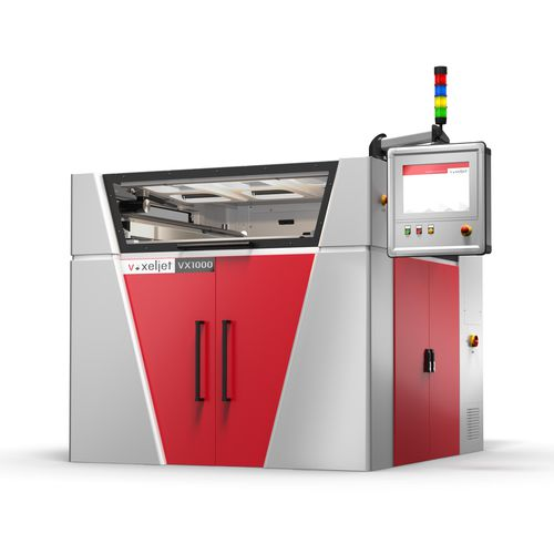 plastic 3D printer / sand / ceramic / BJ