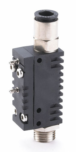 pneumatically-operated valve / regulating / for air