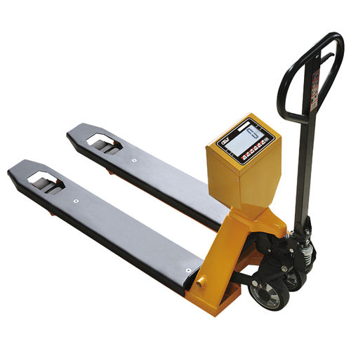 scale pallet truck - DIBAL, S.A.