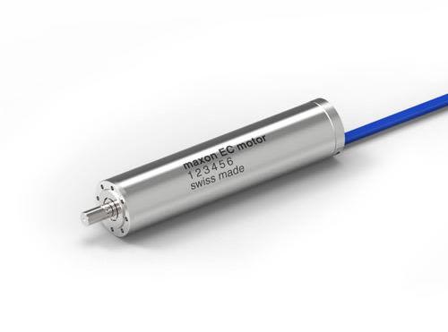 DC motor / electronically commutated / 48V / 4-pole