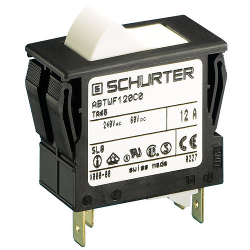 thermal circuit breaker / single-pole / bipolar / automatic