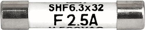 Cylindrical fuse / Class gS SHF 6.3x32 series SCHURTER