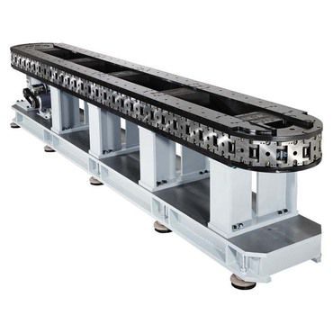 chain conveyor / parts / for heavy loads / for assembly