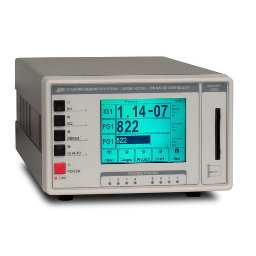 Capacitive vacuum gauge / digital / with controller IGC100 Stanford Research Systems