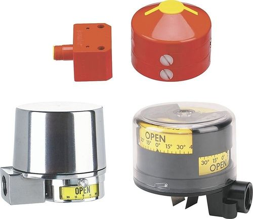 Position indicator / LED / rotating / for valves QUICK-VIEW® QV series DWYER
