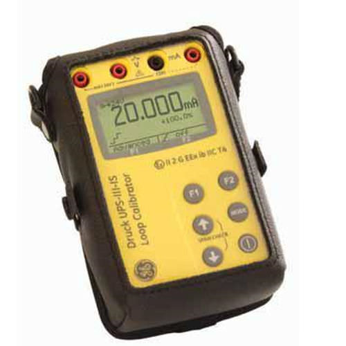 loop calibrator / compact / rugged / inherently safe