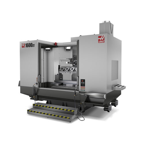 5-axis machining center / horizontal / rigid