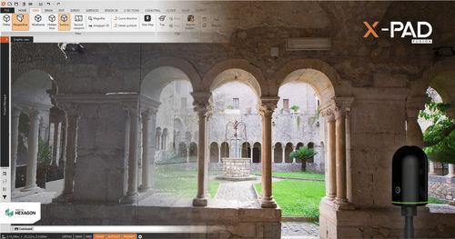 viewer software / management / interface / calculation