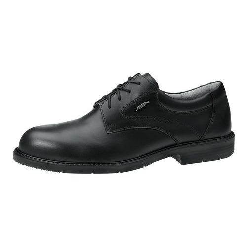 Anti-static safety shoe / multi-use / leather / city CE EN ISO 20345:2011, S2, SRA | BUSINESS MEN 3240 ABEBA