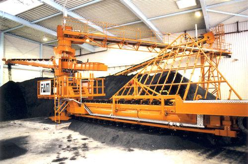 Bridge scraper max. 1 210 t/h FAM
