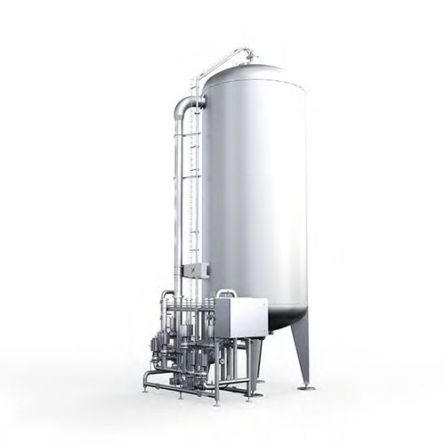 Water filtration unit / stainless steel Hydronomic MF/GAC KRONES