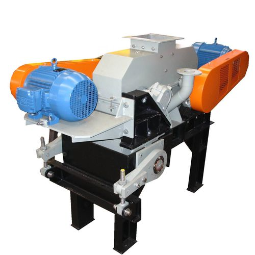 roller crusher / stationary / secondary / for laboratories