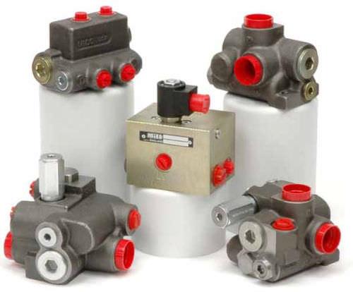 accumulator charging valve