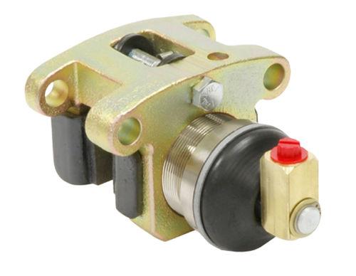 disc brake caliper / mechanical / emergency