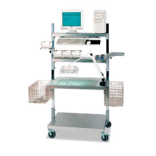 modular workstation / hygienic / mobile