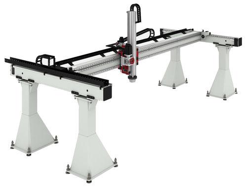 Gantry linear module / 3-axis FP series Güdel