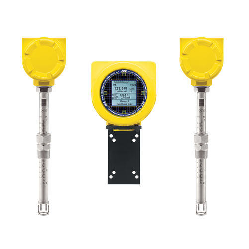 Thermal flow meter / mass / for gas / insertion ST102 series FCI Fluid Components International
