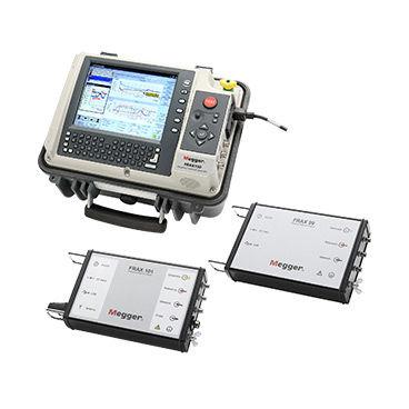 frequency response analyzer / rugged / dynamic