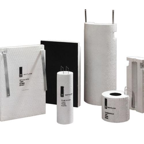 ceramic fiber heating element