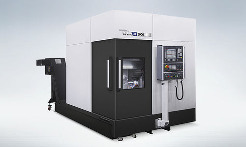 5-axis CNC machining center / vertical / compact / high-precision