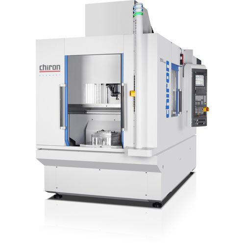 CNC machining center / 3-axis / vertical / compact FZ15 W CHIRON