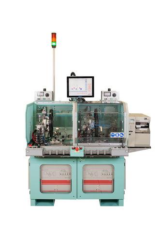 horizontal balancing machine / dynamic / for fan-motor units