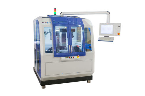 vertical balancing machine / dynamic / for automotive applications / semi-automatic
