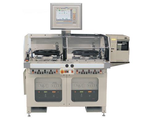 horizontal balancing machine / dynamic / for fans / compact