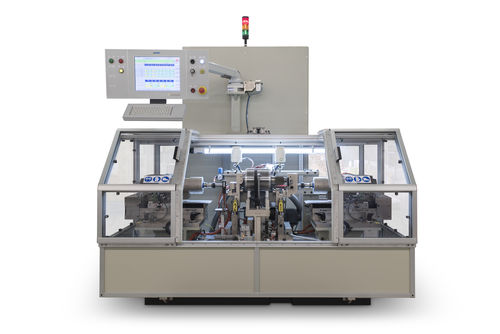 horizontal balancing machine / dynamic / manual / automatic