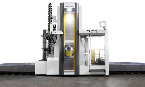 3-axis CNC milling machine / horizontal / traveling-column / high-precision RONIN EVO  FPT INDUSTRIE